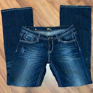 Rerock for express jeans. Excellent condition!